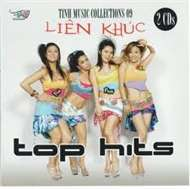 Liên Khúc Top Hits Chinese Melodies (CD 1)