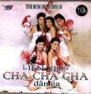 Liên Khúc Cha Cha Cha Dân Ca (CD2) - Nhiều Ca Sĩ