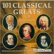 101 Classical Greats (5CD Collection)