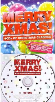 Merry Xmas! (4CDs Of Christmas Classics)