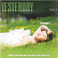 Yesterday Vol 3 (Relax Piano)