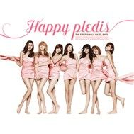 Love Love Love (Happy Pledis 1st single)