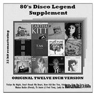 80's Disco Legend Vol. 1-12