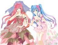 Megurine Luka & Miku Hatsune Collection
