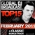 Global DJ Broadcast Top 15 February