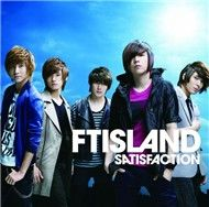 Satisfaction (4th Japanese Single)