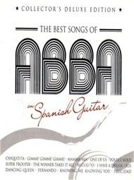 The Best Songs Of ABBA On Spanish Guitar (2 CD)