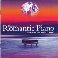 The Most Romantic Piano - Various Artists