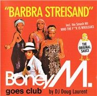 Barbra Streisand (Goes Club)