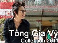 Tống Gia Vỹ Collection 2011