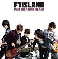 Five Treasure Island (1st Album 2011)