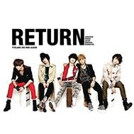 Return (3rd Korean Mini Album)