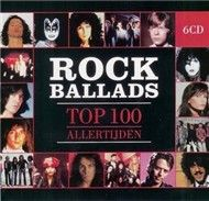 Top 100 Rock Ballads (CD 1)