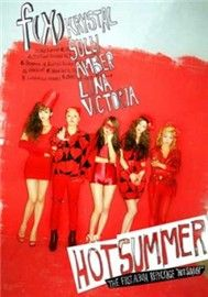 Hot Summer (Repackage Album 2011)