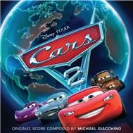 Cars 2 OST (CD 2)