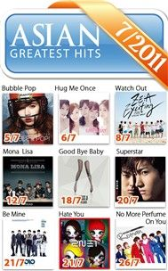 Asian Greatest Hits (07/2011)