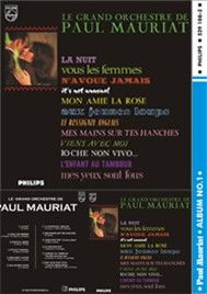 Album № 1 (1965) - Paul Mauriat