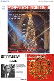 The Christmas Album (1967) - Paul Mauriat