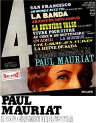 Album № 4 (1968) - Paul Mauriat