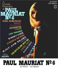 Album № 6 (1968) - Paul Mauriat