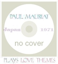 Plays Love Themes (Japan 1971) - Paul Mauriat