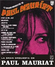 Le Passager De la Pluie (1970) - Paul Mauriat