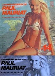 Album № 14 (Brazil 1972) - Paul Mauriat
