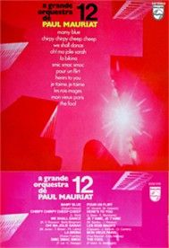 Album № 12 (Brazil 1972) - Paul Mauriat