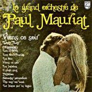 Viens Ce Soir (France 1974) - Paul Mauriat