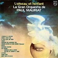 L&#39Oiseau Et l Enfant (Spain 1977) - Paul Mauriat