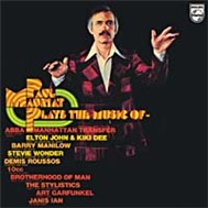 Plays The Music Of vol.1 (England 1977) - Paul Mauriat