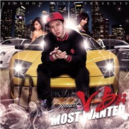 Mixtape Most Wanted V-Boi (2010)
