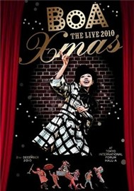 BoA THE LIVE 2010 X&#39;mas