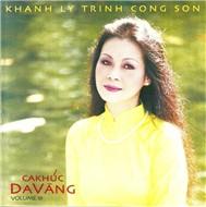 Ca Khúc Da Vàng (Vol 3) - Khánh Ly