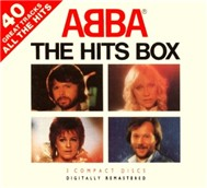The Hits Box (3CD 1990) - ABBA