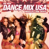 The New Dance Mix USA CD 1 (Mixed By Louie Devito 2010)