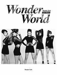 Wonder Girls - Wonder World (2nd Album 2011)