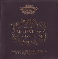 Audiophile Movie & Love Classic [2CD] (2011) - 101 Strings Orchestra
