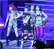 Going Together Concert In Vietnam With 2NE1