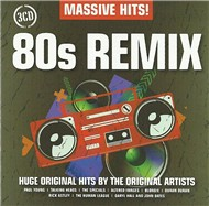 Massive Hits 80s Remix 3CD (2011)