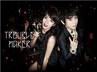 Trouble Maker (1st Mini Album 2011)