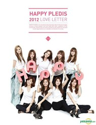 Happy Pledis 2012 & Love Letter (2011)