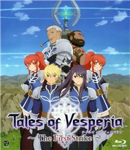 Tales Of Vesperia The First Strike (Phim Hoạt Hình)