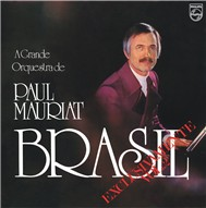 Exclusivamente Brasil Vol.2 (Brazil) - Paul Mauriat