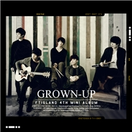 Grown-up (4th Mini Album 2012)