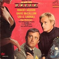 Original Music From The Man From U.N.C.L.E (1965)