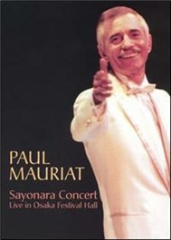 Concert Live In Osaka Festival Hall ( Video) - Paul Mauriat