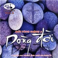 Audio CD Giang Ân Vol.4: Mối Tình Giêsu - Dòng Đời