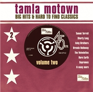Big Motown Hits & Hard To Find Classics - Volume 2