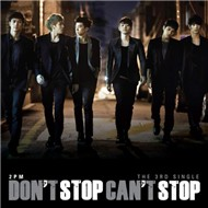 Don't Stop Can't Stop (3rd Mini Album 2010)